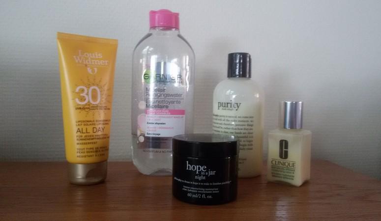 Mijn huidverzorgingsroutine