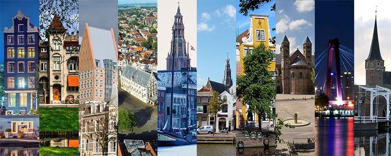 Top 10 leukste steden van Nederland