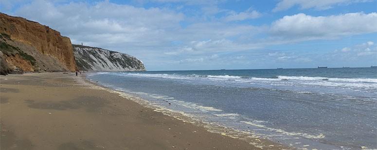 Plog vakantie Engeland: Isle of Wight deel 3