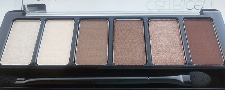 Catrice: Chocolate Nudes eyeshadow