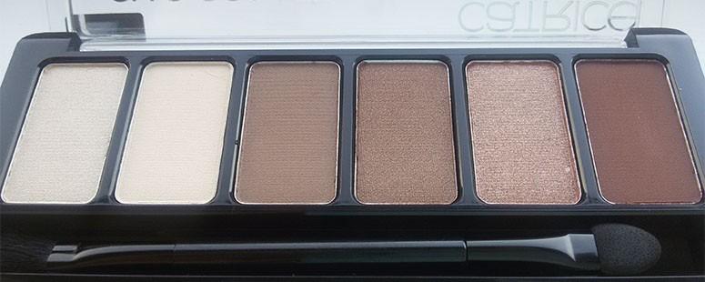 Catrice: Chocolate Nudes eyeshadow