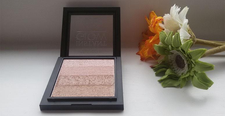 Seventeen instant glow shimmer Brick