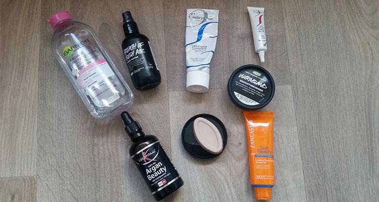 Mijn huidverzorgingsroutine 2016