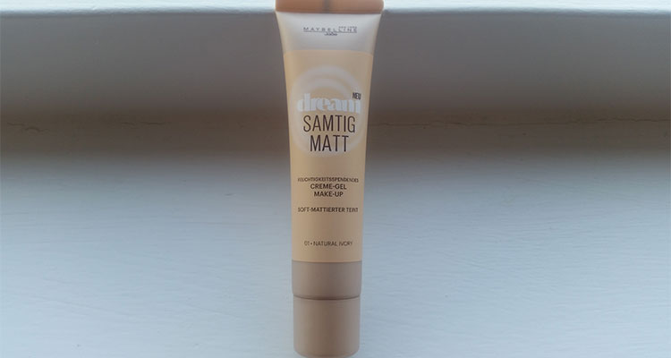 Review: Maybelline Dream velvet foundation