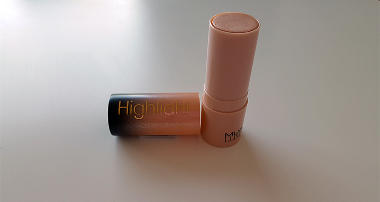 Review: MUA Highlight shimmer stick