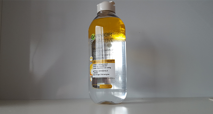Review: Garnier micellair reinigingswater