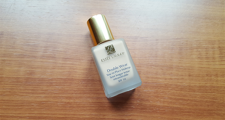 Review: Estee Lauder Double Wear foundation