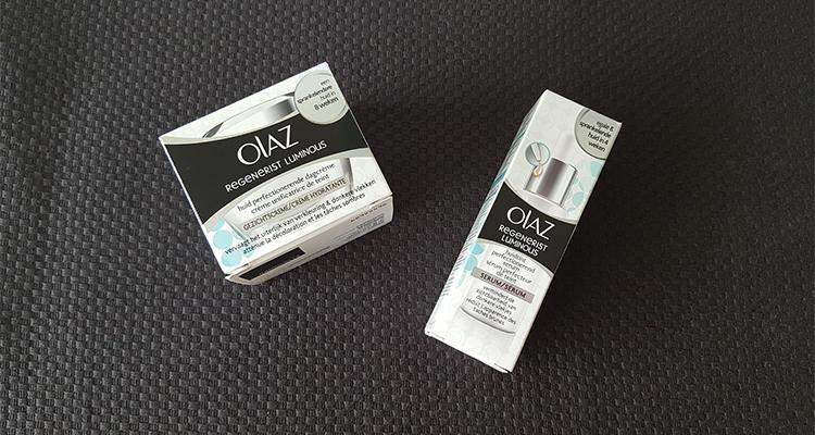 Review: Olaz Regenerist Luminous