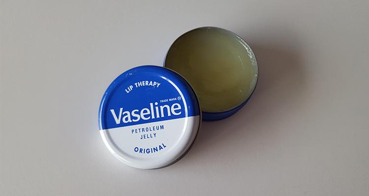 Favorieten: Vaseline